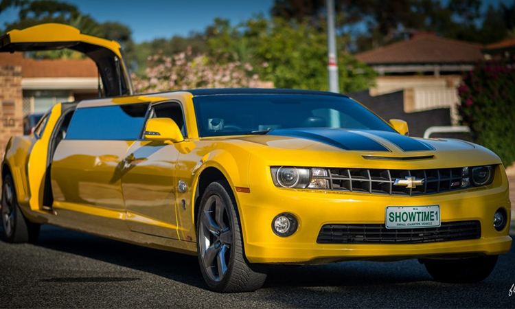 Bumble bee limo Limousines-Melbourne
